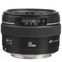Canon Lens EF 50MM LENS EF 50MM 1:1.4 USM