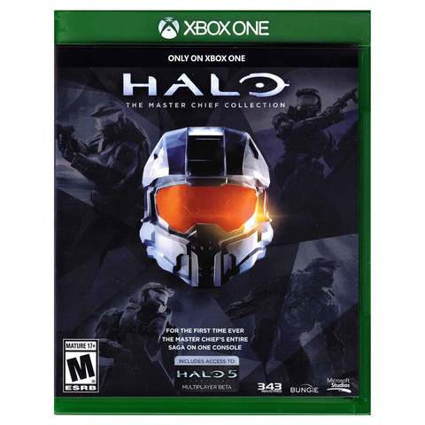 Microsoft-Xbox-One-Halo-Master-Chief-Collection