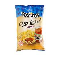 Tostitos Oven Baked Scoops 198.4g