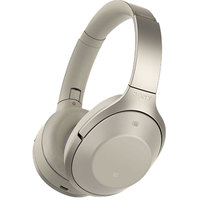 Sony Headphone MDR-1000X Beige