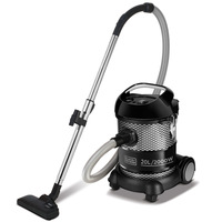 Black+Decker Vacuum Cleaner BV2000-B5