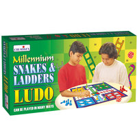 Creative's Millennium Ludo, Snakes and Ladders