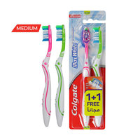 Colgate Max White Toothbrush 1 + 1