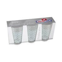 Housecare Tumbler 320 Ml 3 Pieces Green