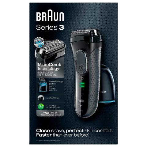 Braun-Shaver-3050CC
