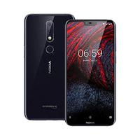 Nokia Smartphone 6.1 Plus TA-1116 Dual Sim Blue