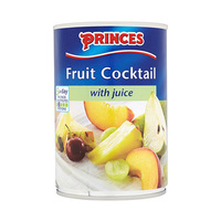 Princes Fruit Cocktail With Juice 410GR