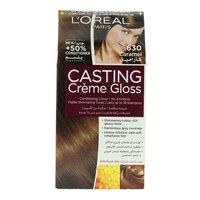 L'Oreal Paris Casting Crème Gloss 630 Caramel