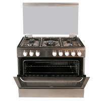 Hoover 90X60 Cm Gas Cooker FGC90603-D 5Burners