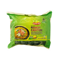 Lucky Me Instant Pancit Canton Chili -Mansi Flavor 60g x6