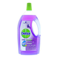 Dettol 4 in 1 Multi Action Cleaner Lavender 1.8 Liter