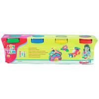 Art & Fun Soft Dough 140G 4Color
