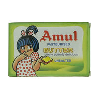 Amul Butter Unsalted 100 gm
