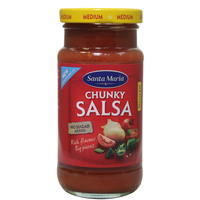 Santa Maria Chunky Salsa Medium 230g
