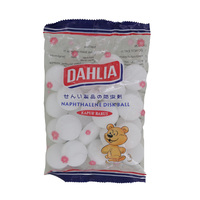 Dahlia Naphthalene Disk Ball 100g