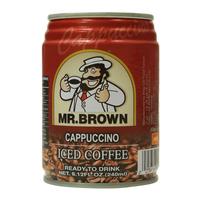 Mr. Brown Cappuccino Iced Coffee 240ml