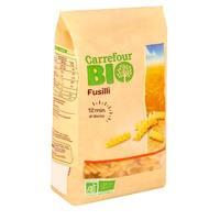 Carrefour Bio Fusilli 500g