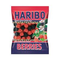 Haribo Gum Berries 160GR