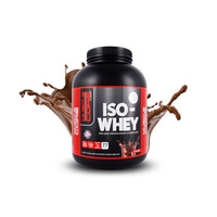 Muscle Core ISO- Whey Chocolate Powder Drink Mix 2410g