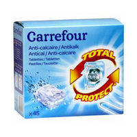 Carrefour Anti-Calcare Descaling Tablets X45