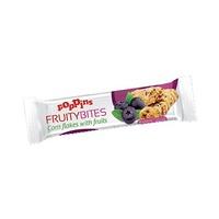 Poppins Fruity Bites Dark Chocolate & Blueberry 25GR