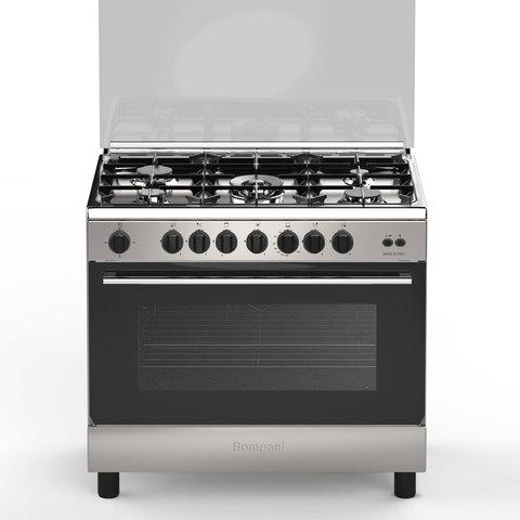 Bompani-90x60-Gas-Cooker-90GG5TCIX
