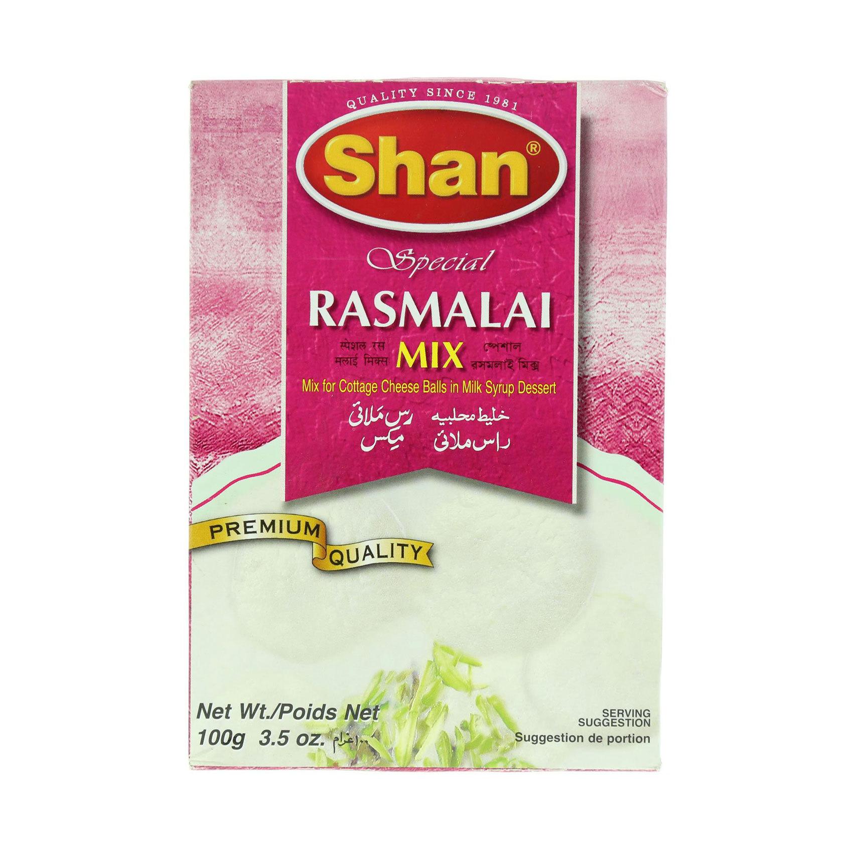 SHAN RASMALAI MIX 100G