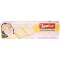 Loacker Gran Pasticceria White Coconut 100g