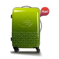 Kamiliant Hard Hari Spinner Luggage Trolley Bag 76CM Lime Gradation