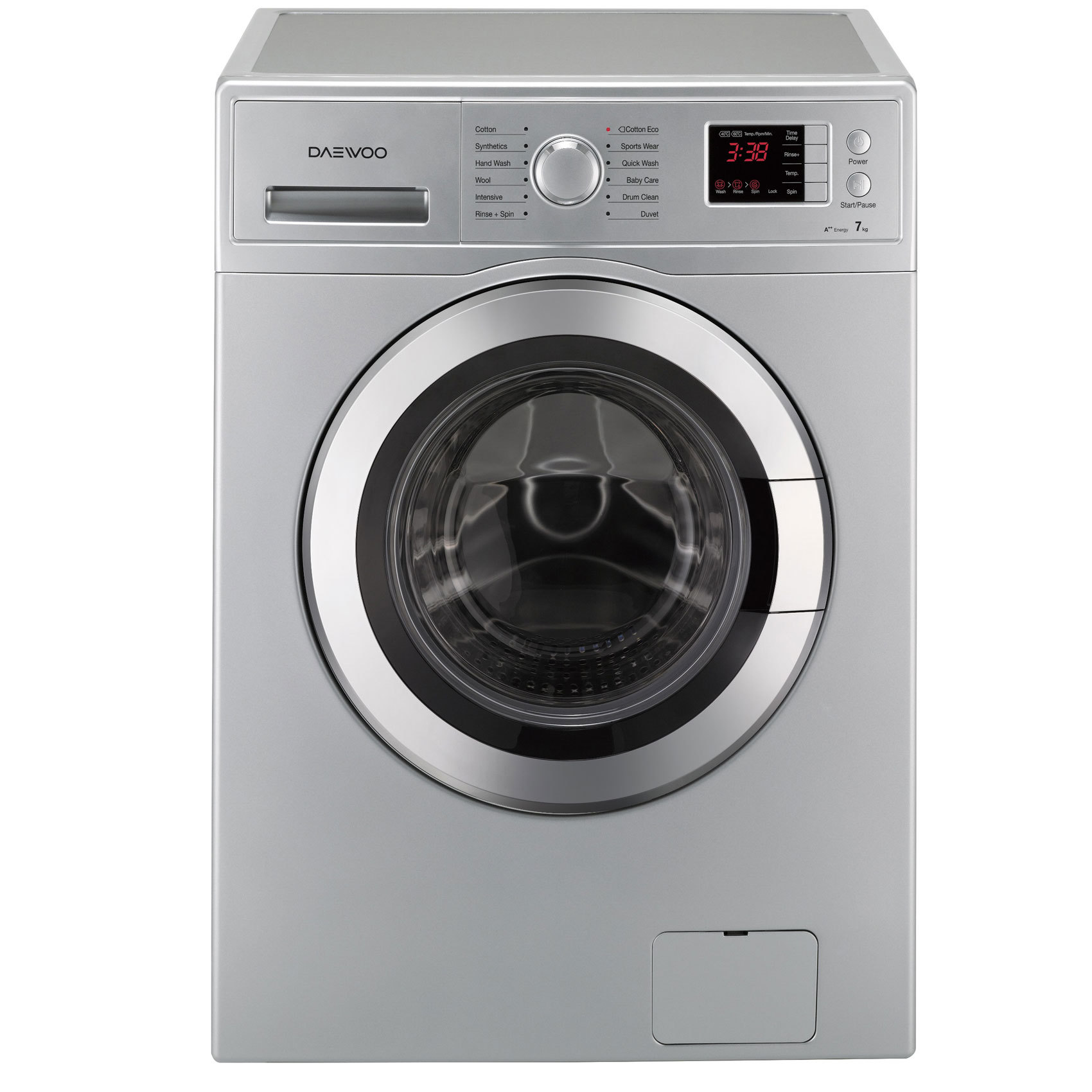 Buy Daewoo 7kg Front Load Washing Machine Dwd Gn1233