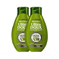 Garnier Ultra Doux Shower Gel Olive 500ML X2 20% Off