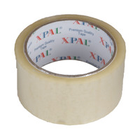 Xpal Packing Tape 48 Mm 55 Yards Clear