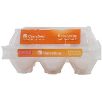 Carrefour Fresh Omega3 6 Large Eggs