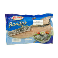 Century Premium Boneless Bangus Belly Unseasoned Milkfish 400g
