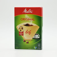 Melitta Coffee Filter 1x 6 x 40 Pieces