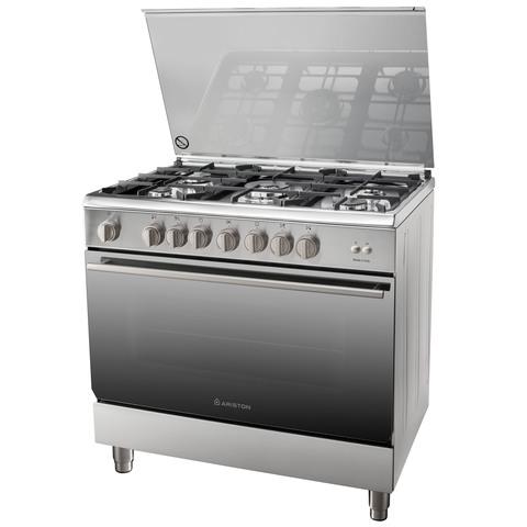 Ariston-90X60-Cm-Gas-Cooker-A9GG1FCX