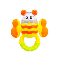 Little Giant Bee Twist Rattle