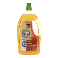 Dettol 4In1 Oud Disinfectant Multi Action Cleaner 1.8L