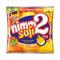 Storck Nimm 2 Filled Chewy Candies Soft 116GR