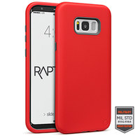 Cellairis Case S8 Challenger Red & Grey
