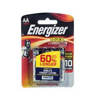Energizer Max AA BP 4Pcs