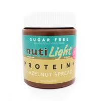 Nuti light hazelnut spread & dark chocolate protein + 312 g