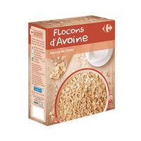 Carrefour Oats Flakes 500 Gram