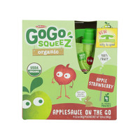 Gogo Squeez Fruit Snack 4x90g