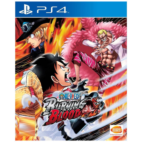 Sony-PS4-One-Piece-Burning-Blood