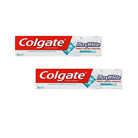 Colgate Toothpaste Max White 100ML X2 20% Off