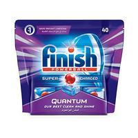 Finish Dishwasher Detergent Goliath 40 Pieces