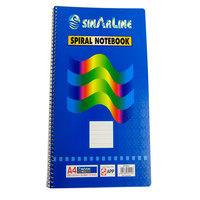 Sinarline A4 Spiral Book 70 Sheet