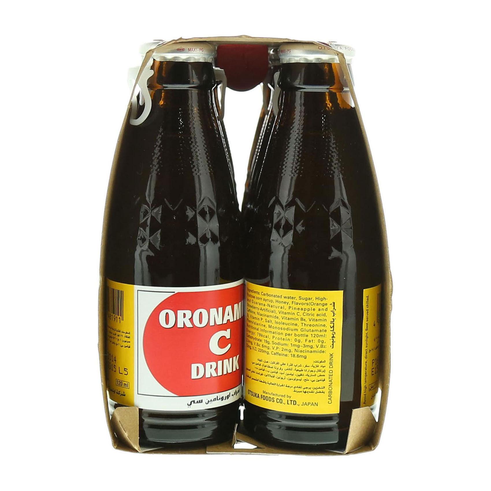 ORONAMIN C 120MLX10