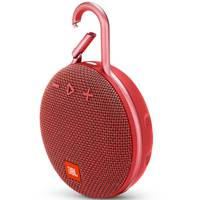 JBL Bluetooth Speaker Clip 3 Red